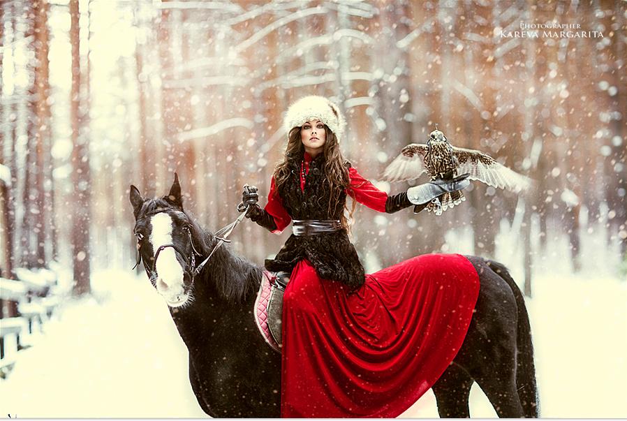 Margarita  Kareva , girls  photography