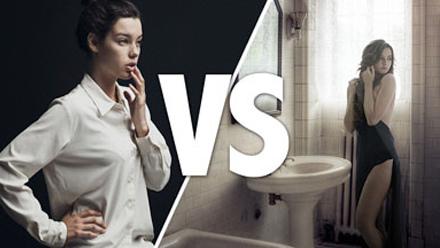Photo Battle: Studio vs. Location