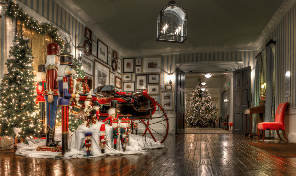 Circa 50's Christmas by Jarrod Bruner
