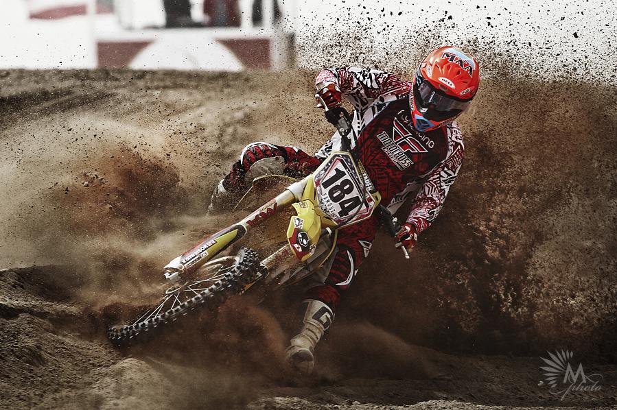Motocross II by Maitham AlMisry