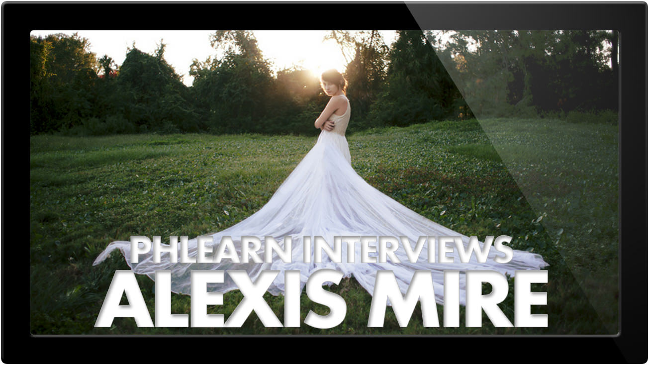 Phlearn Interviews Alexis Mire