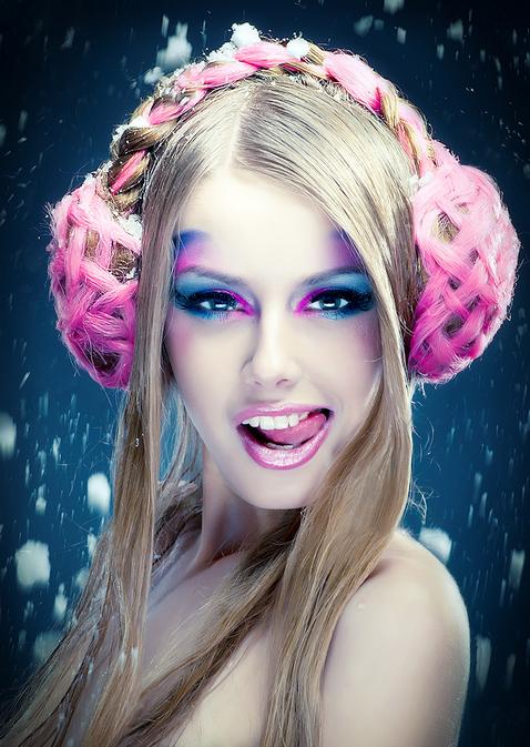 Snowfall by Anna Kirikova