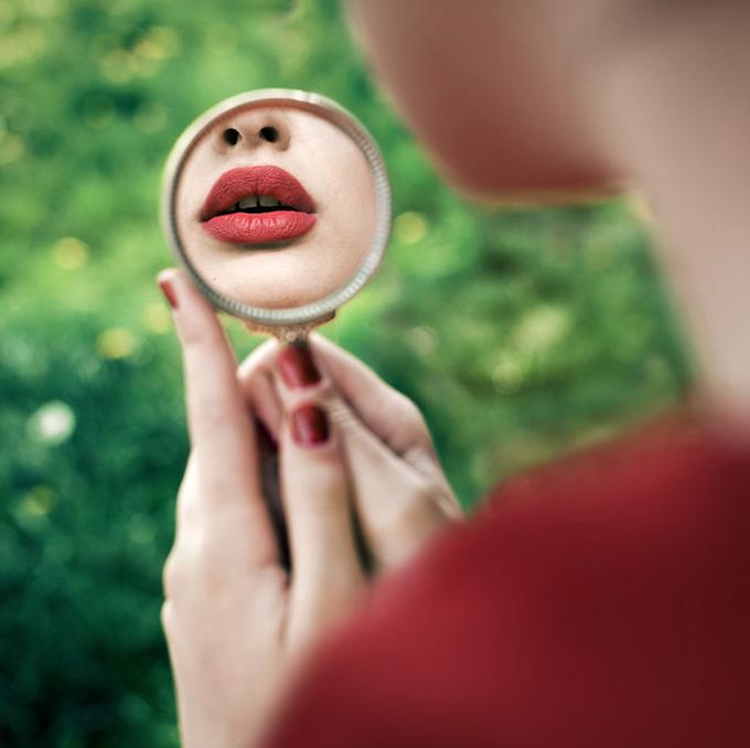 mirror mirror by Andrea Hübner
