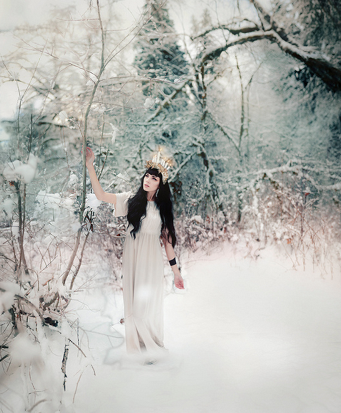 when in narnia by Kindra Nikole