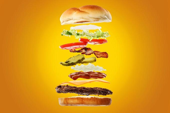 Burger Baron Menu Image by Kiriako Iatridis