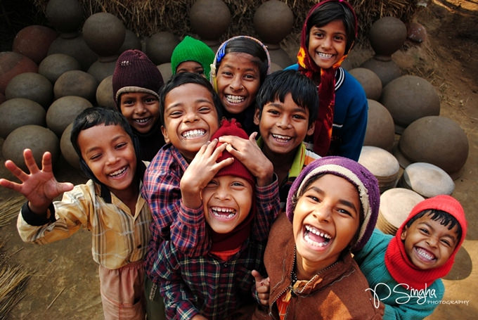 Smileys by Prasanta Singha Photography