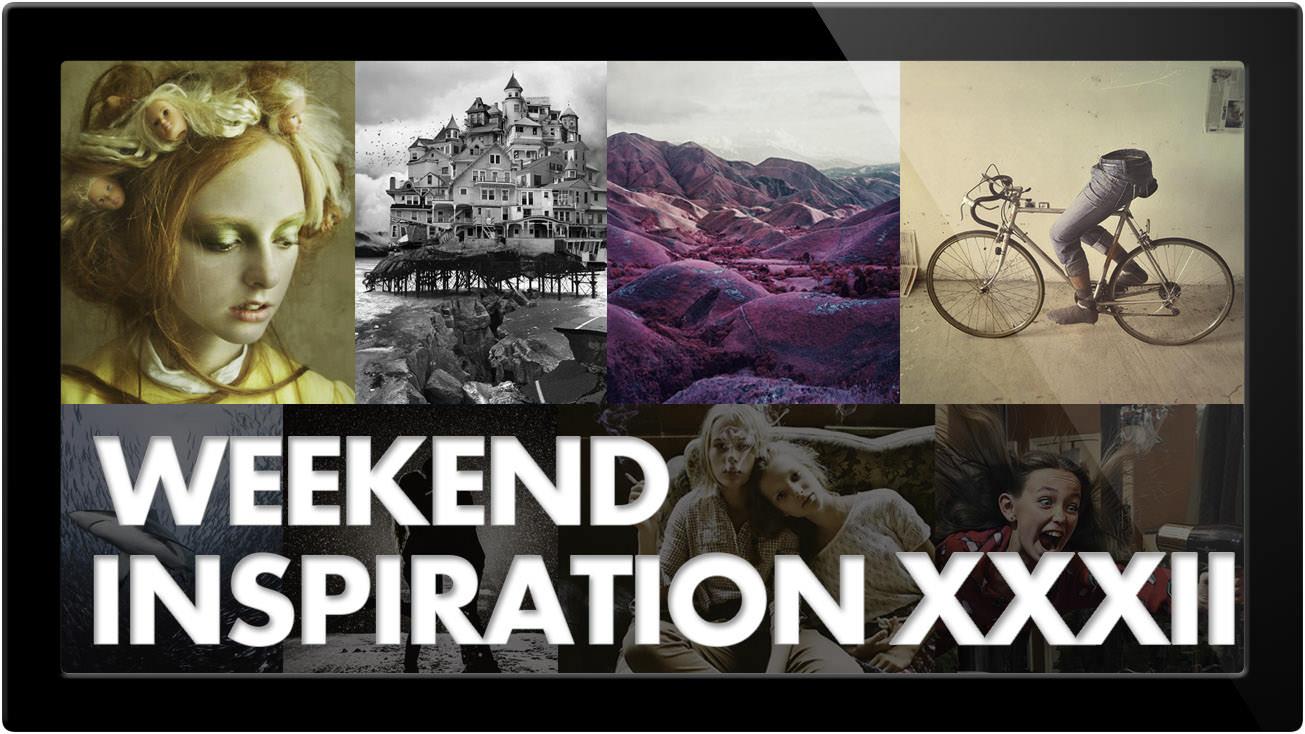 Weekend Inspiration XXXII