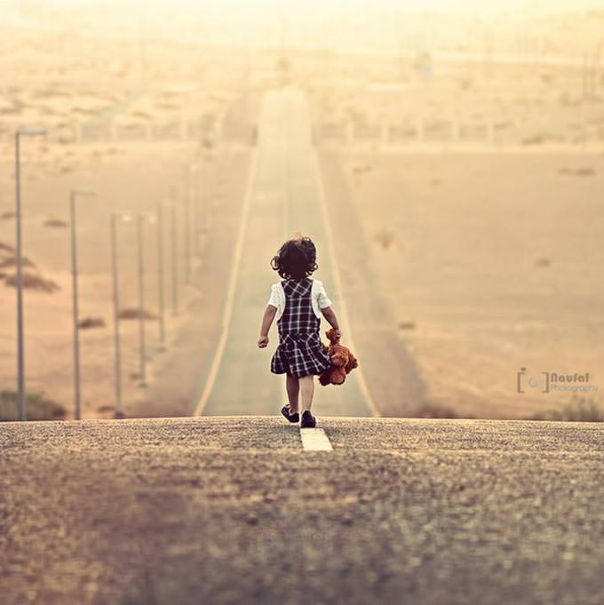 Journey with brownie by MQ Naufal
