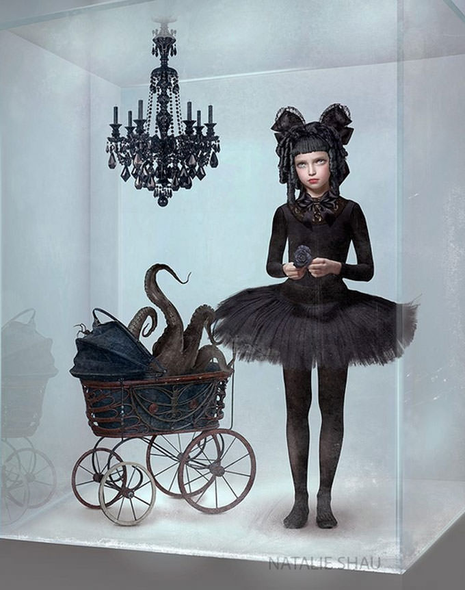 Lost Girl by Natalie Shau