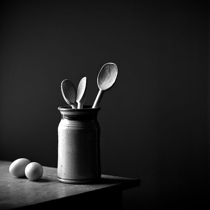 Simplistic Still Life by Andrew Potter