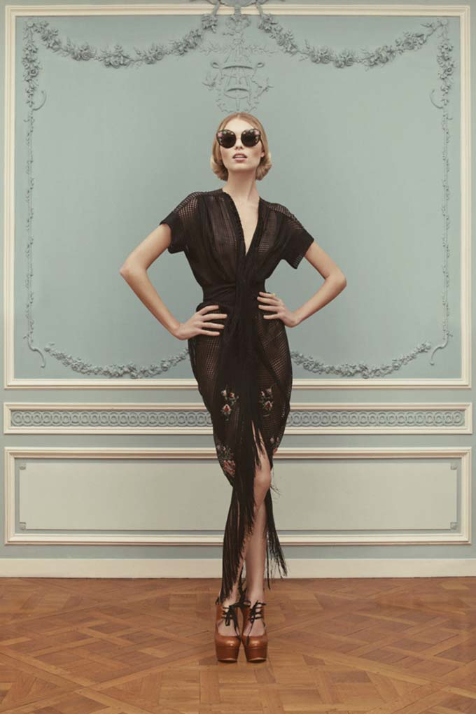 ULYANA SERGEENKO Couture SS 2013 LOOKBOOK by Nickolas Sushkevich
