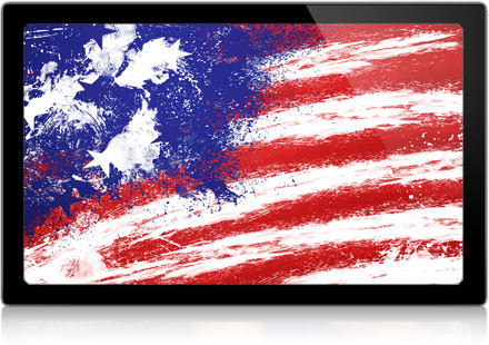 how to make a flag in photoshop