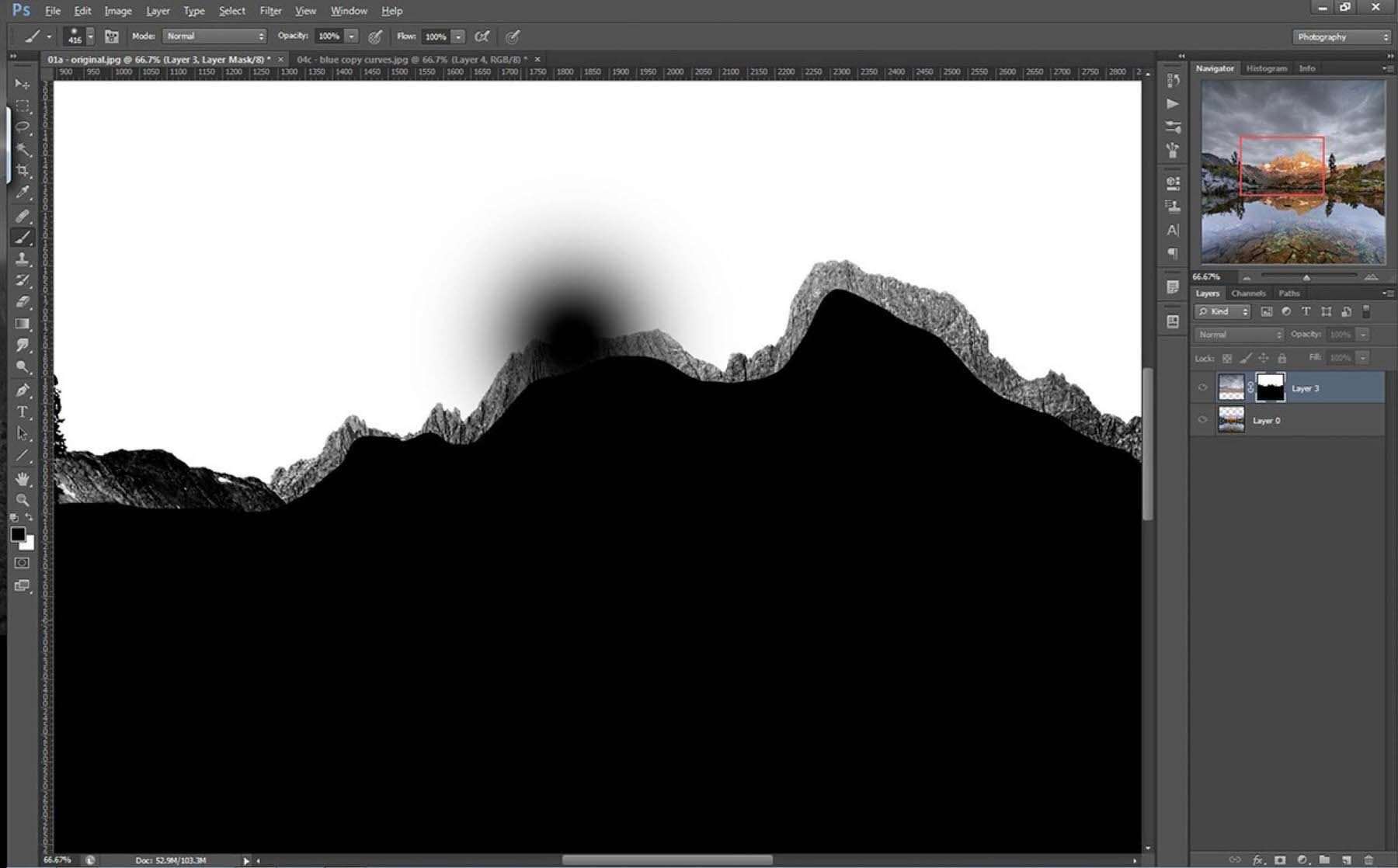 Amazing Trick For Refining Masks In Photoshop
