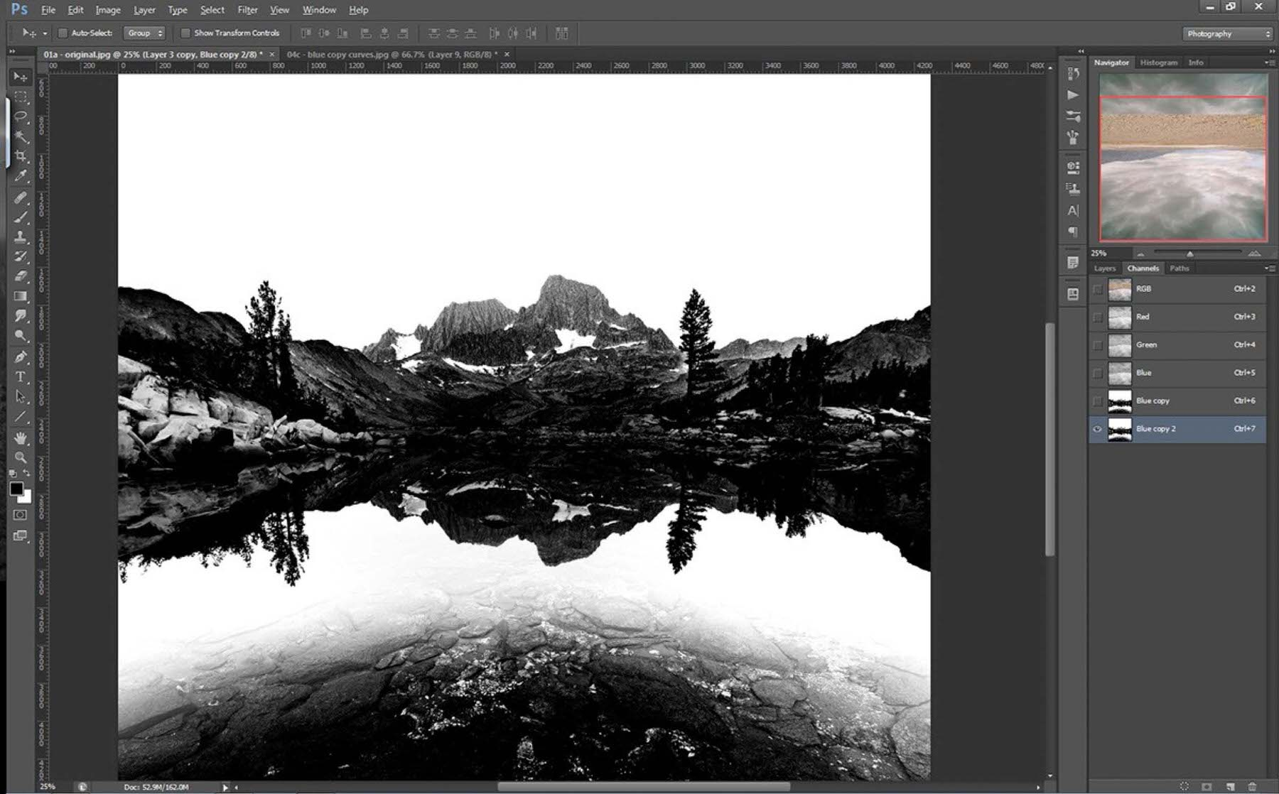 Josh Cripps Refining Masks in Photoshop