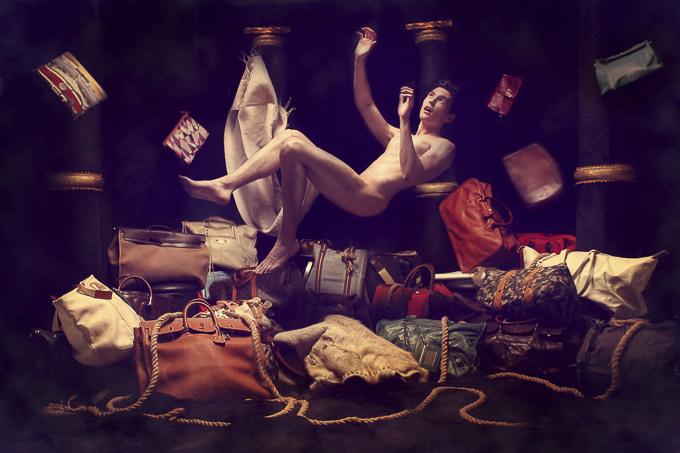 Fall in Addiction by Dennis Guiriba