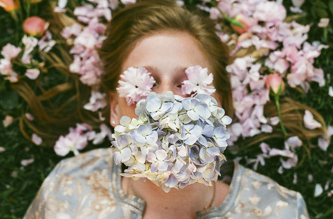 Violet Femme by Lauren.Field