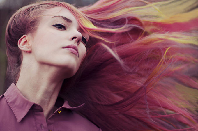 the colours of my soul by Lara Wernet