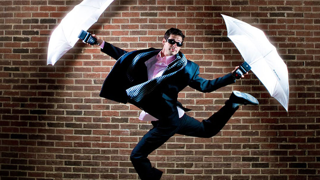 Why Umbrellas Are Such A Great Light Shaping Tool And How To Get The Most Out Of Them