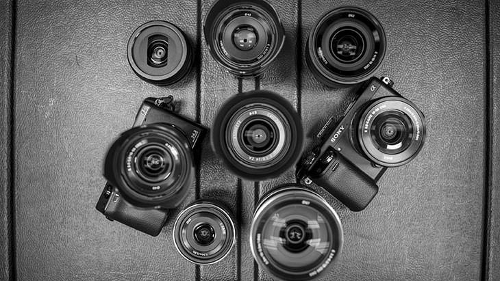 Going Smaller, The Myriad of Mirrorless