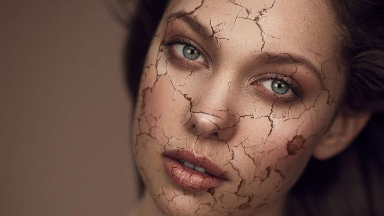 Create an Amazing Cracked Skin Effect in Photoshop (Part 2)