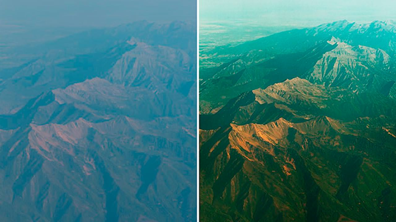 Easy Tips to Adjust the Colors of A Landscape