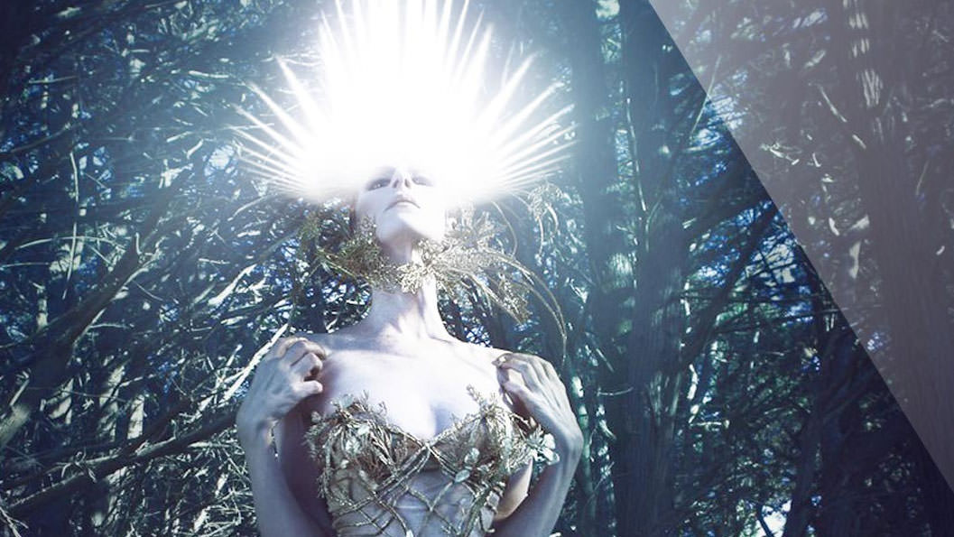 Use Photoshop Shapes to Create a Crown of Light
