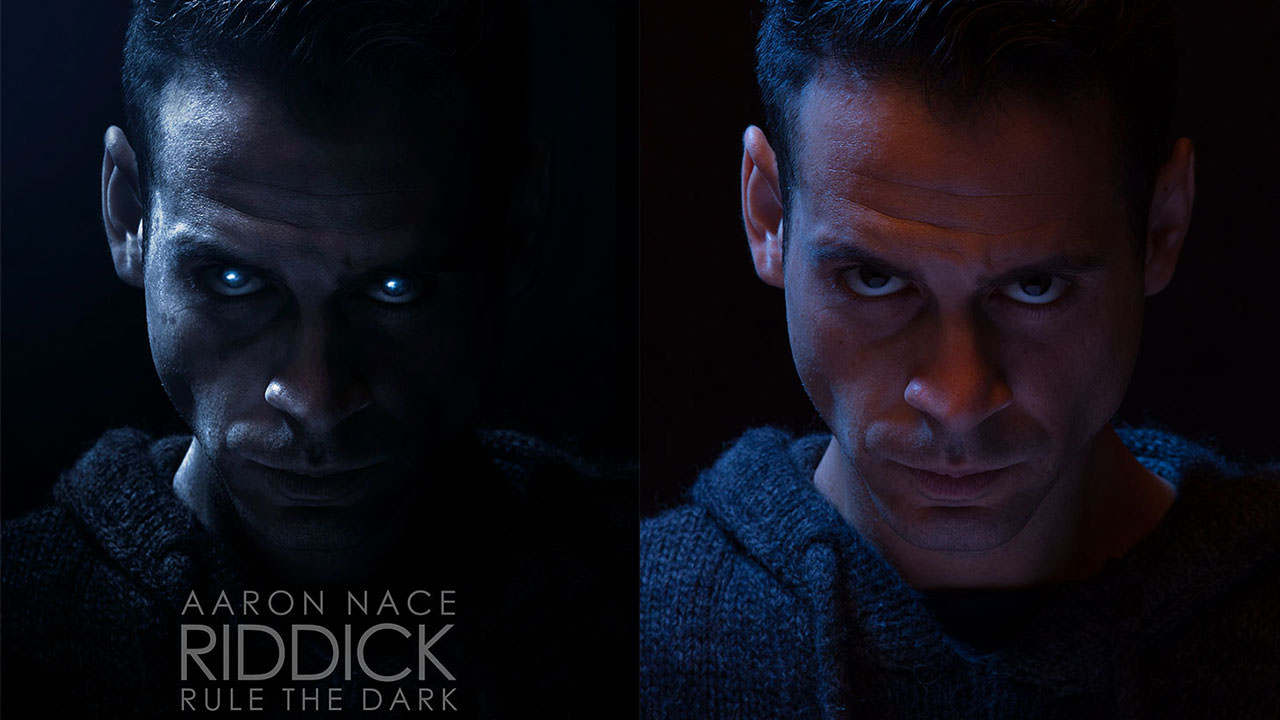 Creating a Movie Poster: Riddick – Part 1