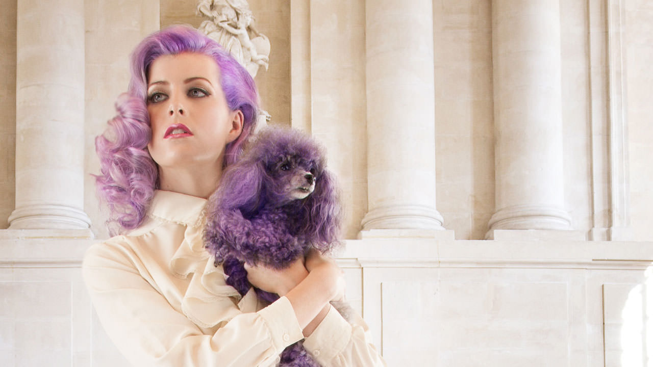 Behind the Scenes:  Fashion & Dogs