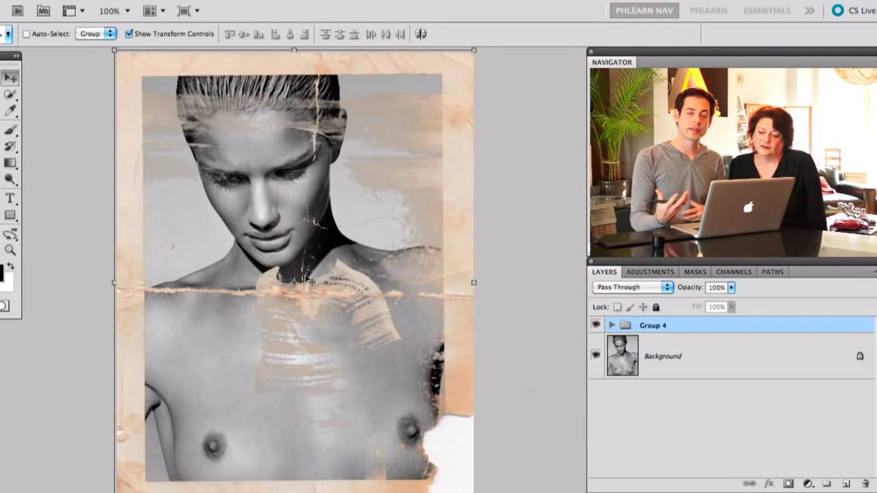 How to Make an Image Look Old in Photoshop (NSFW)