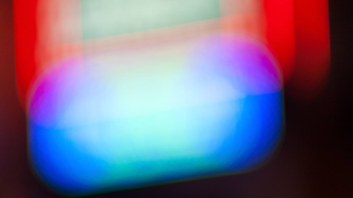 This image is an example of the textures included in the Bokeh Texture Pack.