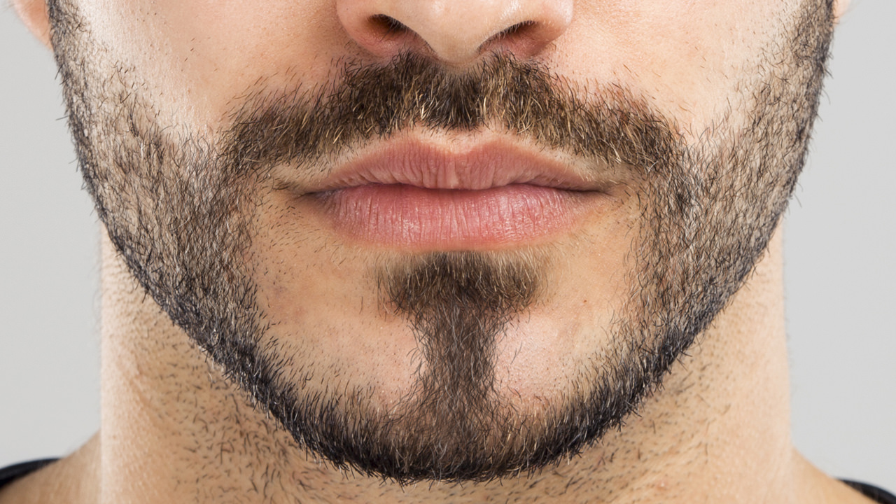 How to remove small facial hair-3760