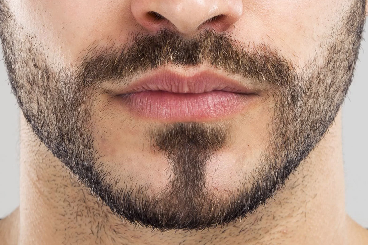How to Make Facial Hair in Photoshop - PHLEARN