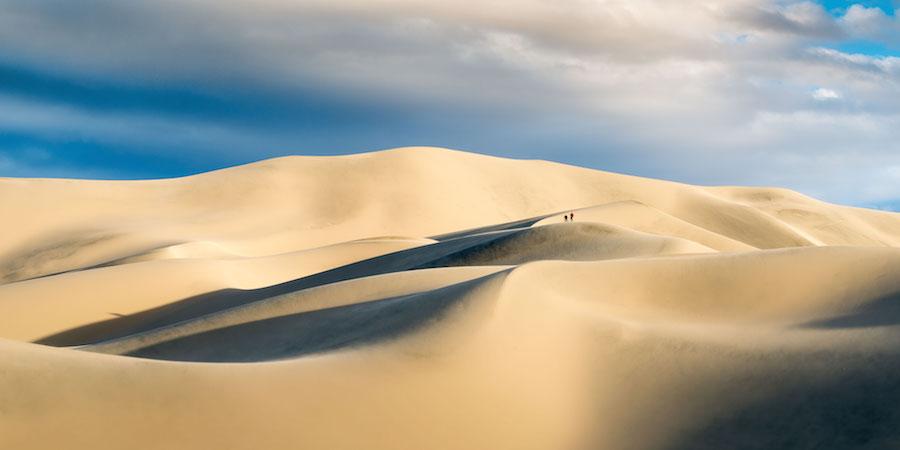 Death Valley Panoramic - David J. Crewe