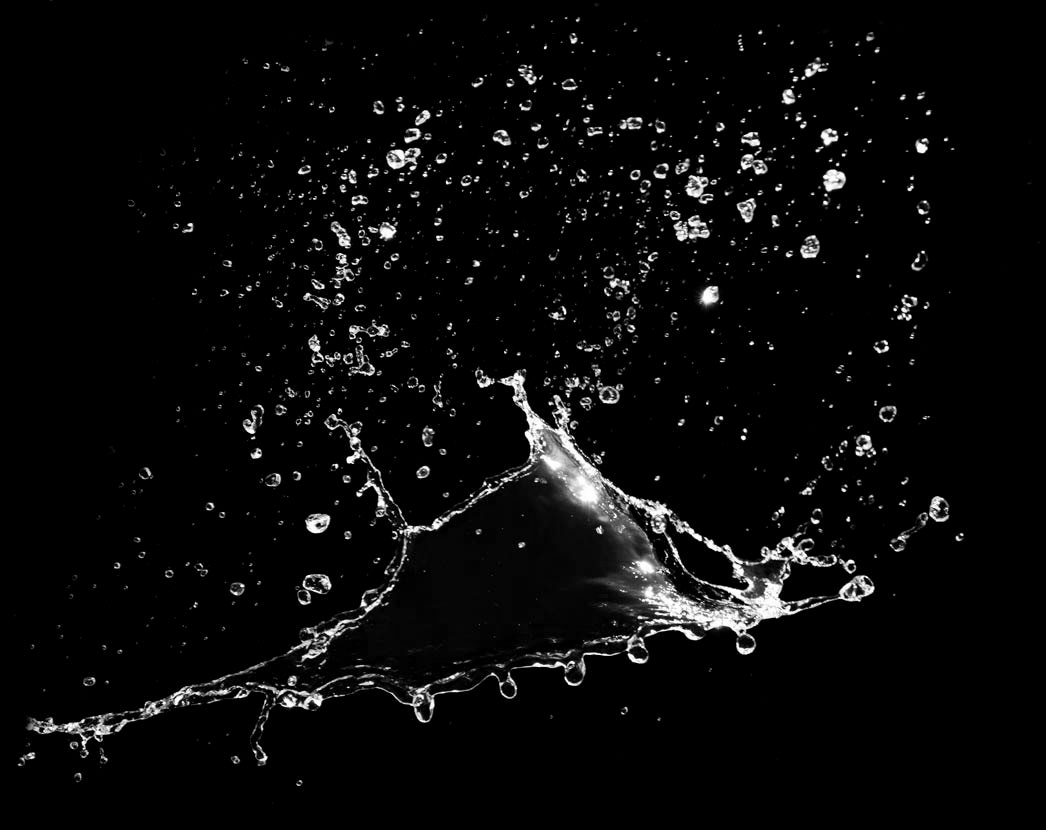 Water Splash Effect