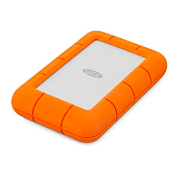 Add To Favorites Photography Gear: Lacie Rugged Portable Hard Drive