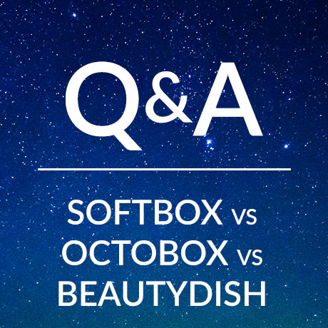 Q&A Softbox vs Octobox vs Beautydish
