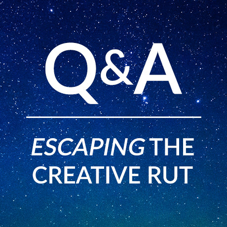 PHLEARN Q&A Escaping the Creative Rut