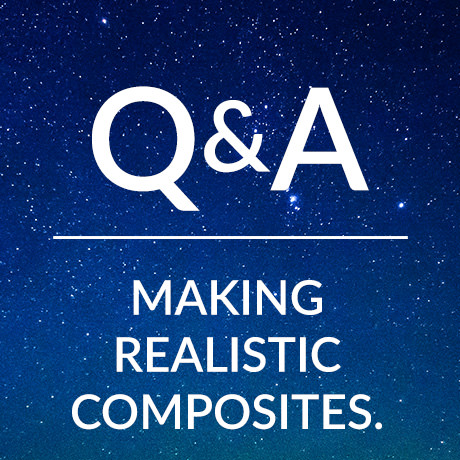 PHLEARN Q&A Making Realistic Composites