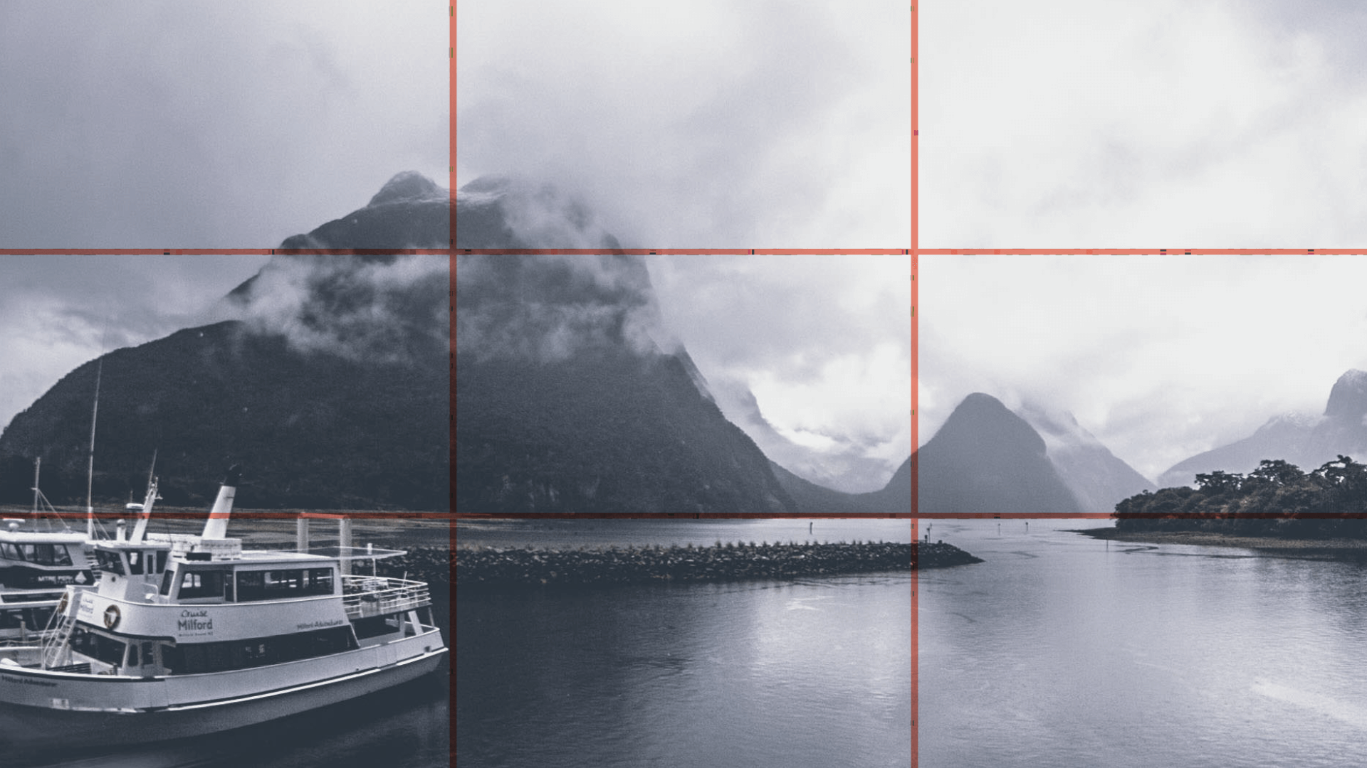 composition photoshop rule of thirds