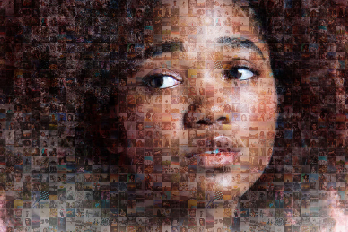 How to Create a Photo Mosaic in Lightroom & Photoshop - PHLEARN