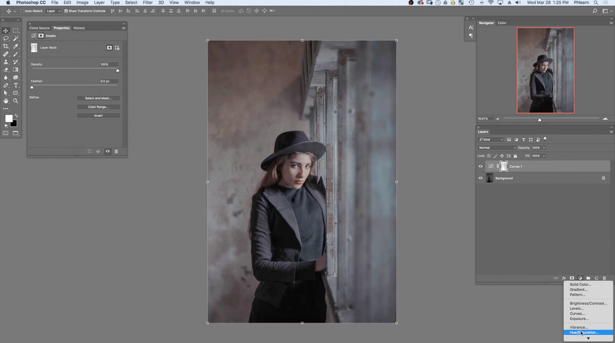 How to Fix & Brighten an Underexposed Dark Photo in Photoshop