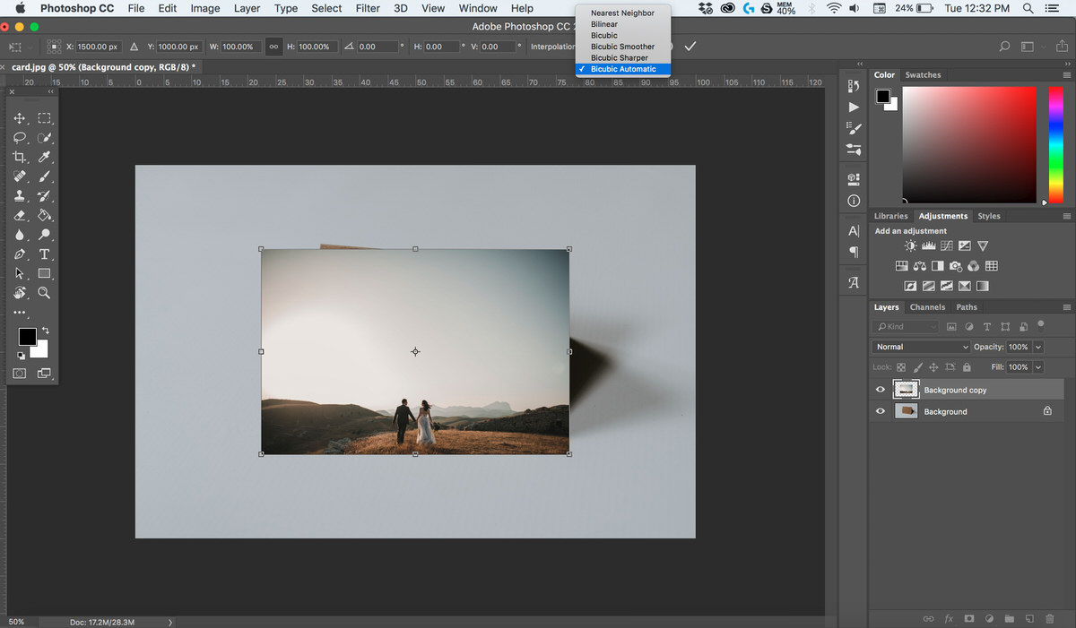 How to Make a Perfect Circle in Photoshop - Draw One in ...