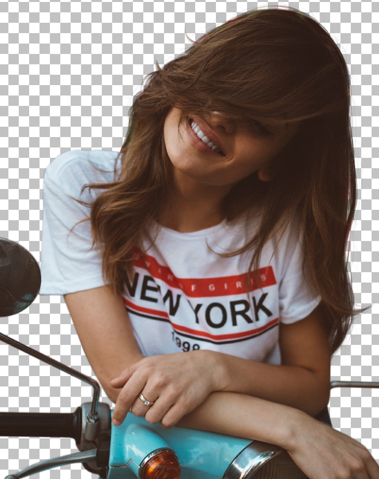 How To Cut Out Hair In Photoshop Phlearn