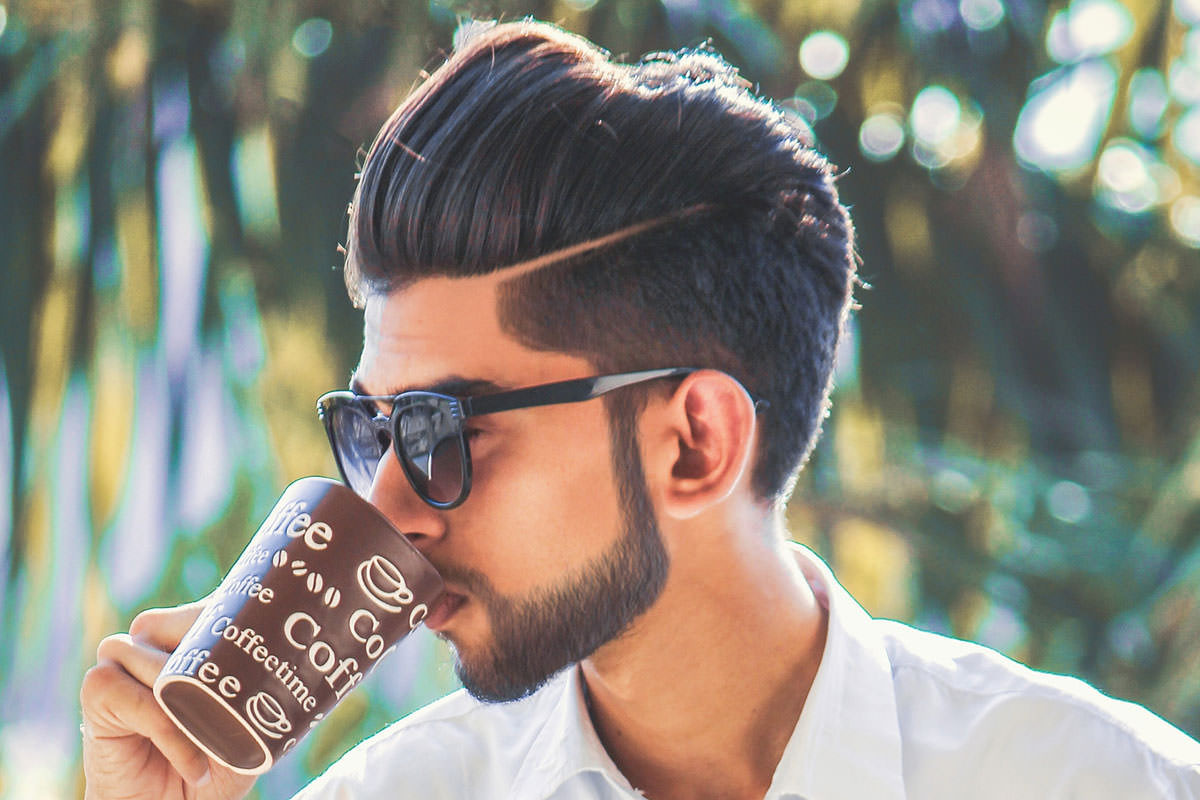 style hair and beards photoshop