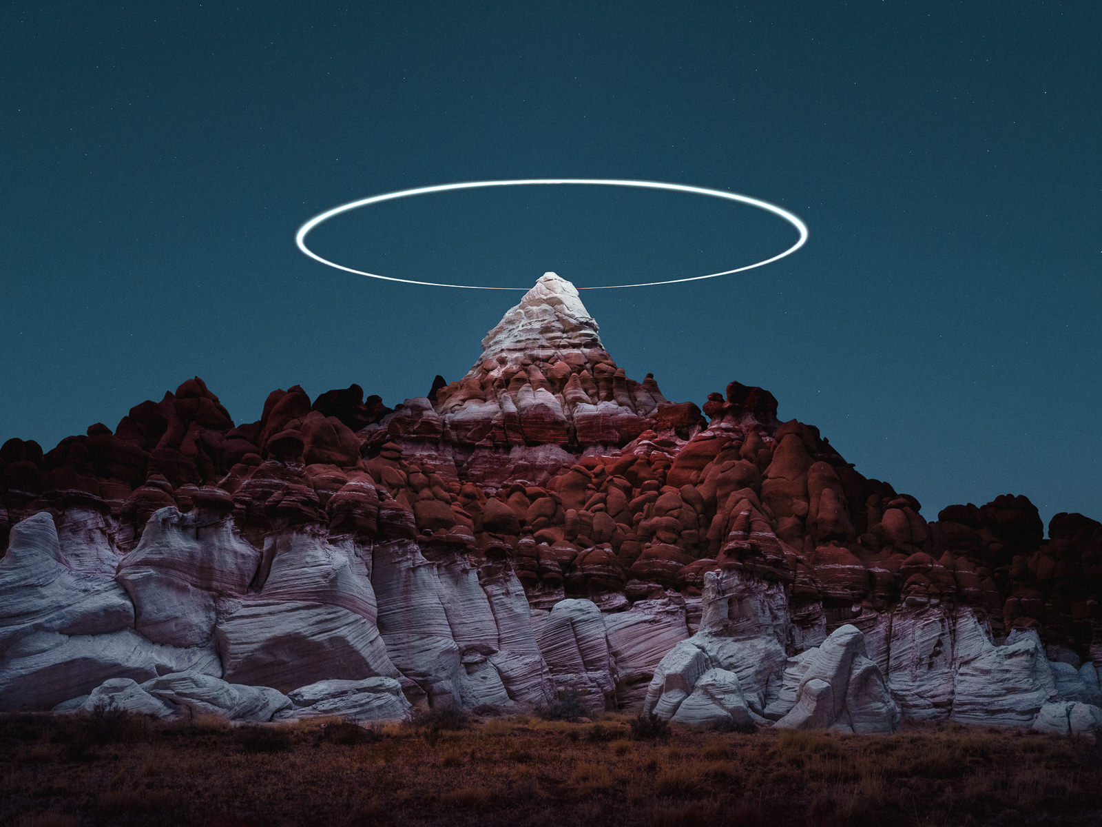 Not Your Typical Drone Photography: Light Painting Landscapes with Reuben Wu