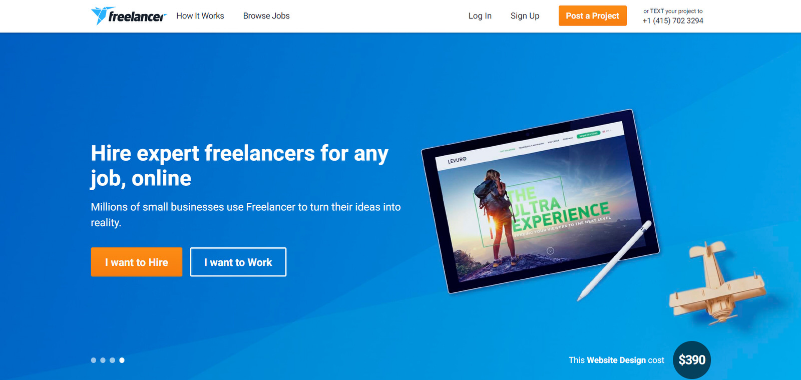 find photography jobs on freelancer
