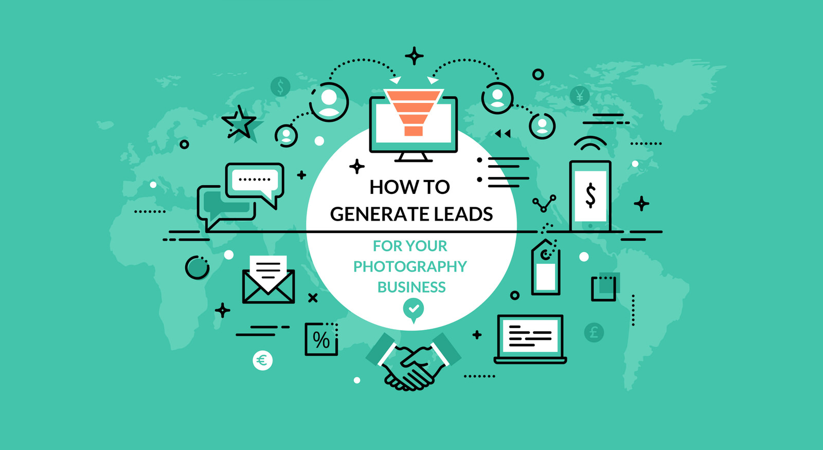 How to Generate Leads for Your Photography Business