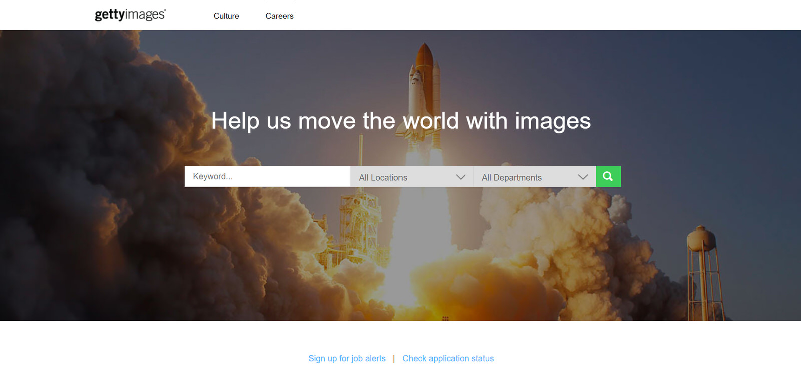 find photography jobs on getty images