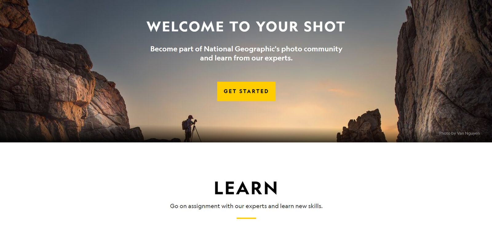 find photography jobs on national geographic