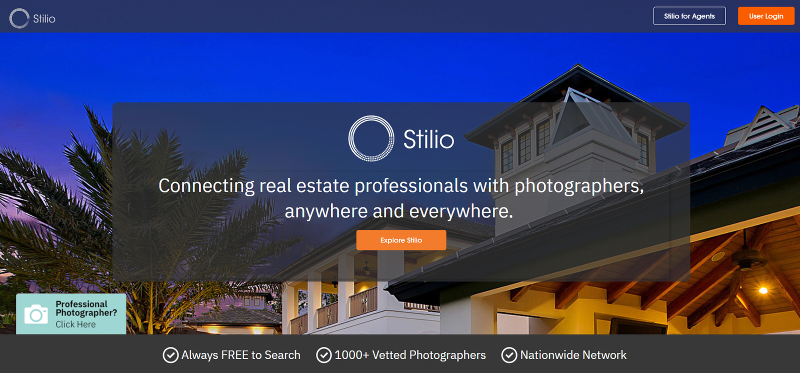 find photography jobs on stilio